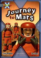 Project X: Grey: Behind the Scenes: Journey to Mars (Paperback)
