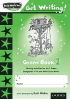 Read Write Inc. Phonics: Get Writing!: Green 1