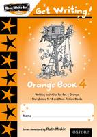 Read Write Inc. Phonics: Get Writing!: Orange Book 4 (Paperback)