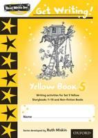 Read Write Inc. Phonics: Get Writing!: Yellow 5 Pack of 10 - Read Write Inc. Phonics: Get Writing!