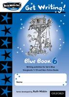 Read Write Inc. Phonics: Get Writing!: Blue Book 6 New Edition (Paperback)