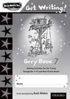 Read Write Inc. Phonics: Get Writing!: Grey Book 7 - Read Write Inc. Phonics: Get Writing! (Paperback)