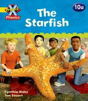 Project X Phonics: Yellow 10a The Starfish - Project X Phonics (Paperback)