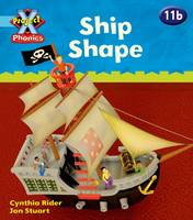Project X Phonics Blue: 11b Ship Shape - Project X Phonics Blue (Paperback)