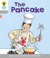Oxford Reading Tree: Level 1: First Words: Pancake - Oxford Reading Tree (Paperback)
