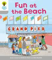 Oxford Reading Tree: Level 1: First Words: Fun at the Beach - Oxford Reading Tree (Paperback)