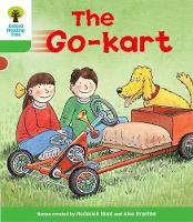 Oxford Reading Tree: Level 2: Stories: The Go-kart - Oxford Reading Tree (Paperback)