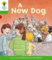 Oxford Reading Tree: Level 2: Stories: A New Dog - Oxford Reading Tree (Paperback)