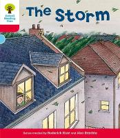 Oxford Reading Tree: Level 4: Stories: The Storm - Oxford Reading Tree (Paperback)
