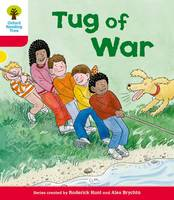Oxford Reading Tree: Level 4: More Stories C: Tug of War - Oxford Reading Tree (Paperback)