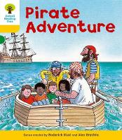 Oxford Reading Tree: Level 5: Stories: Pirate Adventure - Oxford Reading Tree (Paperback)