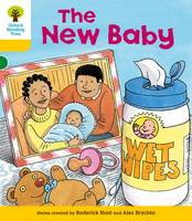 Oxford Reading Tree: Level 5: More Stories B: The New Baby - Oxford Reading Tree (Paperback)