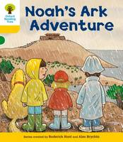 Oxford Reading Tree: Level 5: More Stories B: Noah's Ark Adventure - Oxford Reading Tree (Paperback)