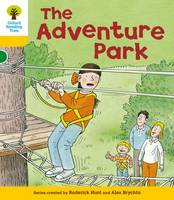 Oxford Reading Tree: Level 5: More Stories C: The Adventure Park - Oxford Reading Tree (Paperback)