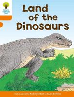Oxford Reading Tree: Level 6: Stories: Land of the Dinosaurs - Oxford Reading Tree (Paperback)