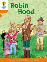 Oxford Reading Tree: Level 6: Stories: Robin Hood - Oxford Reading Tree (Paperback)