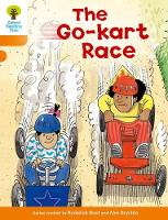 Oxford Reading Tree: Level 6: More Stories A: The Go-kart Race - Oxford Reading Tree (Paperback)