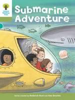 Oxford Reading Tree: Level 7: Stories: Submarine Adventure - Oxford Reading Tree (Paperback)