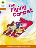 Oxford Reading Tree: Level 8: Stories: The Flying Carpet - Oxford Reading Tree (Paperback)