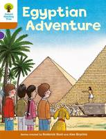 Oxford Reading Tree: Level 8: More Stories: Egyptian Adventure - Oxford Reading Tree (Paperback)
