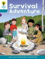 Oxford Reading Tree: Level 9: Stories: Survival Adventure - Oxford Reading Tree (Paperback)