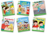 Oxford Reading Tree: Level 2: Decode and Develop: Pack of 6 - Oxford Reading Tree