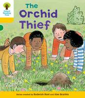 Oxford Reading Tree: Level 5: Decode and Develop The Orchid Thief - Oxford Reading Tree (Paperback)