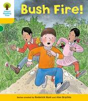 Oxford Reading Tree: Level 5: Decode and Develop Bushfire! - Oxford Reading Tree (Paperback)