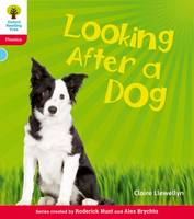 Oxford Reading Tree: Level 4: Floppy's Phonics Non-Fiction: Looking After a Dog - Oxford Reading Tree (Paperback)