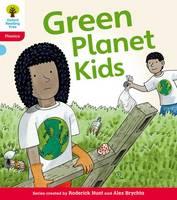 Oxford Reading Tree: Level 4: Floppy's Phonics Fiction: Green Planet Kids - Oxford Reading Tree (Paperback)