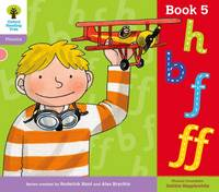 Oxford Reading Tree: Level 1+: Floppy's Phonics: Sounds and Letters: Book 5 - Oxford Reading Tree (Paperback)