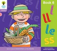 Oxford Reading Tree: Level 1+: Floppy's Phonics: Sounds and Letters: Book 6 - Oxford Reading Tree (Paperback)