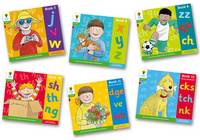 Oxford Reading Tree: Level 2: Floppy's Phonics: Sounds and Letters: Pack of 6 - Oxford Reading Tree