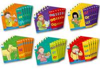 Oxford Reading Tree: Level 3: Floppy's Phonics: Sounds and Letters: Class Pack of 36 - Oxford Reading Tree