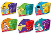 Oxford Reading Tree: Level 4: Floppy's Phonics: Sounds and Letters: Class Pack of 36 - Oxford Reading Tree