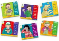 Oxford Reading Tree: Level 5: Floppy's Phonics: Sounds and Letters: Pack of 6 - Oxford Reading Tree