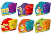 Oxford Reading Tree: Level 5A: Floppy's Phonics: Sounds and Letters: Class Pack of 36 - Oxford Reading Tree