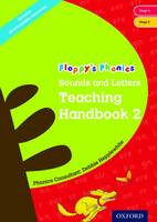Oxford Reading Tree: Floppy's Phonics: Sounds and Letters: Handbook 2 (Year 1) (Paperback)