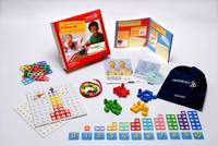 Numicon: 1st Steps with Numicon At Home Book/Bundle Kit - Numicon