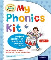 Oxford Reading Tree Read With Biff, Chip, and Kipper: My Phonics Kit - Oxford Reading Tree Read With Biff, Chip, and Kipper