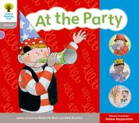 Oxford Reading Tree: Floppy Phonics Sounds & Letters Level 1 More a At the Party - Oxford Reading Tree (Paperback)