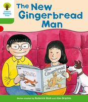 Oxford Reading Tree: Level 2 More a Decode and Develop the New Gingerbread Man - Oxford Reading Tree (Paperback)