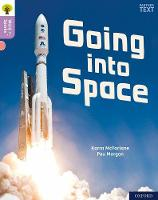 Oxford Reading Tree Word Sparks: Level 1+: Going into Space - Oxford Reading Tree Word Sparks (Paperback)