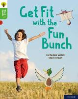 Oxford Reading Tree Word Sparks: Level 2: Get Fit with the Fun Bunch - Oxford Reading Tree Word Sparks (Paperback)