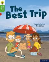 Oxford Reading Tree Word Sparks: Level 2: The Best Trip - Oxford Reading Tree Word Sparks (Paperback)