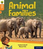 Oxford Reading Tree Word Sparks: Level 6: Animal Families - Oxford Reading Tree Word Sparks (Paperback)