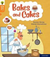 Oxford Reading Tree Word Sparks: Level 6: Bakes and Cakes - Oxford Reading Tree Word Sparks (Paperback)