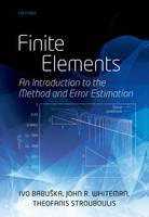 Finite Elements: An Introduction to the Method and Error Estimation (Paperback)
