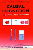 Causal Cognition: A Multidisciplinary Debate - Symposia of the Fyssen Foundation (Paperback)