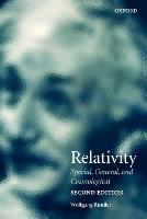 Relativity: Special, General, and Cosmological (Paperback)